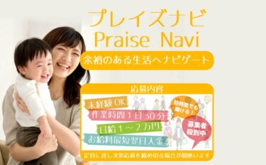 Life Navigate.LTD プレイズナビ(Praise Navi)は稼げる副業?詐欺まがい?