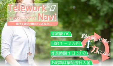 Life Navigate.LTD「Telework Navi(テレワーク ナビ)」は稼げる副業?